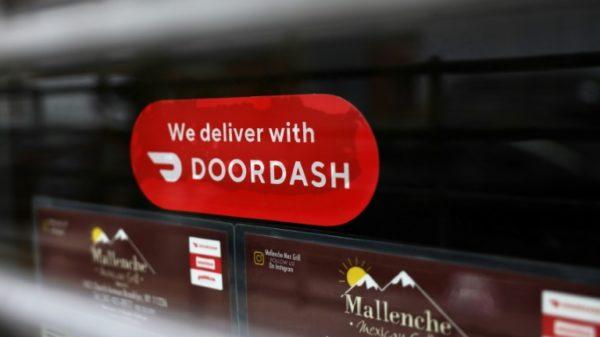 DoorDash sues to stop New York data-sharing measure