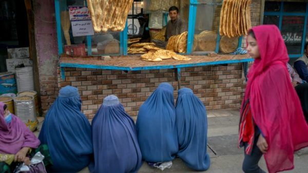 Girls excluded from returning to secondary school in Afghanistan