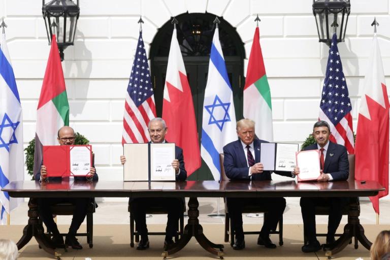 UAE, Israel eye trillion-dollar prize one year into Abraham Accords
