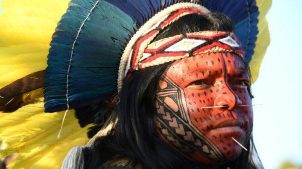 Top Brazil court hears arguments in key indigenous land case