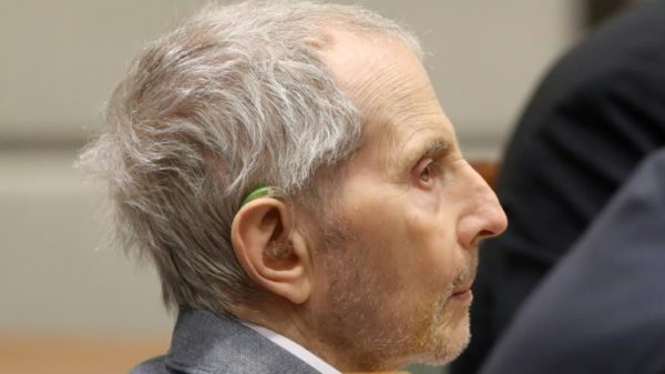 US tycoon Robert Durst guilty of Beverly Hills murder of best friend