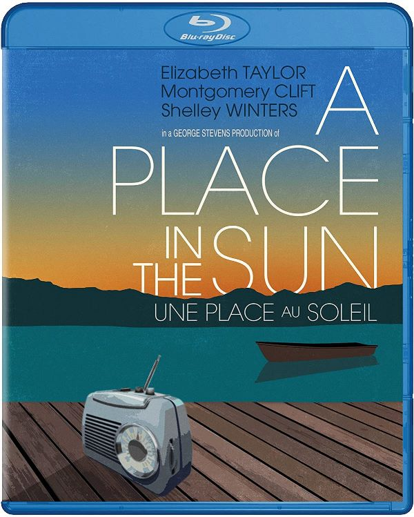 A Place in the Sun on Blu-ray