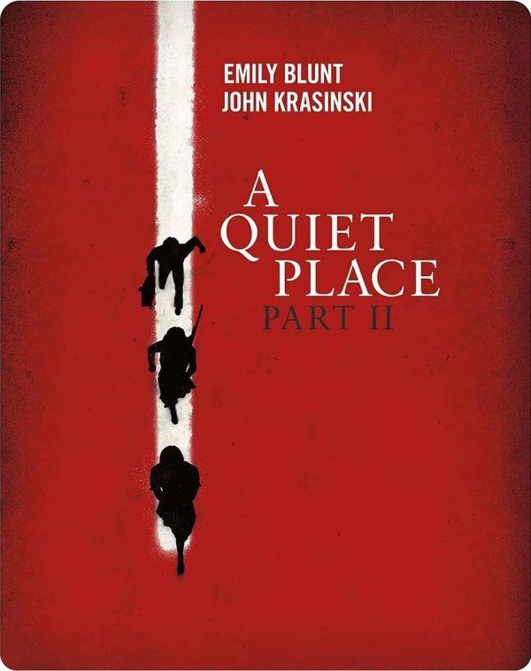 A Quiet Place Part 2 on 4K