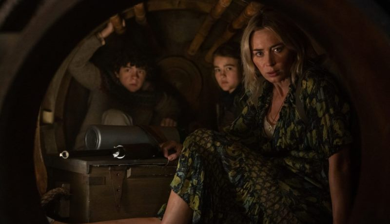 A scene from 'A Quiet Place Part 2'