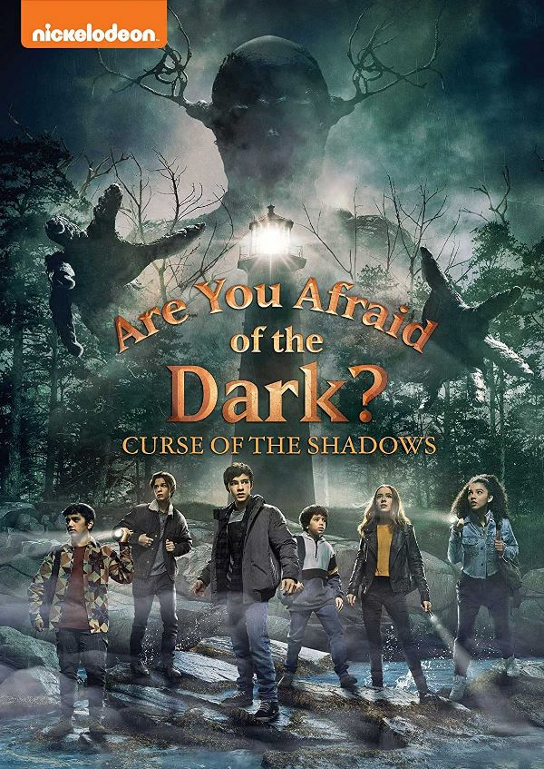 Are You Afraid of the Dark? Curse of the Shadows on DVD