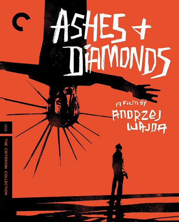 Ashes and Diamonds on Blu-ray