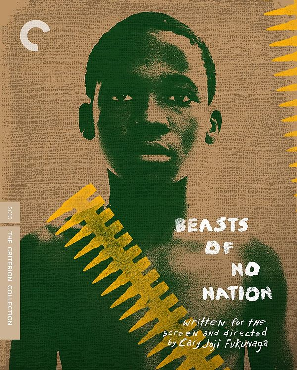 Beasts of No Nation on Blu-ray