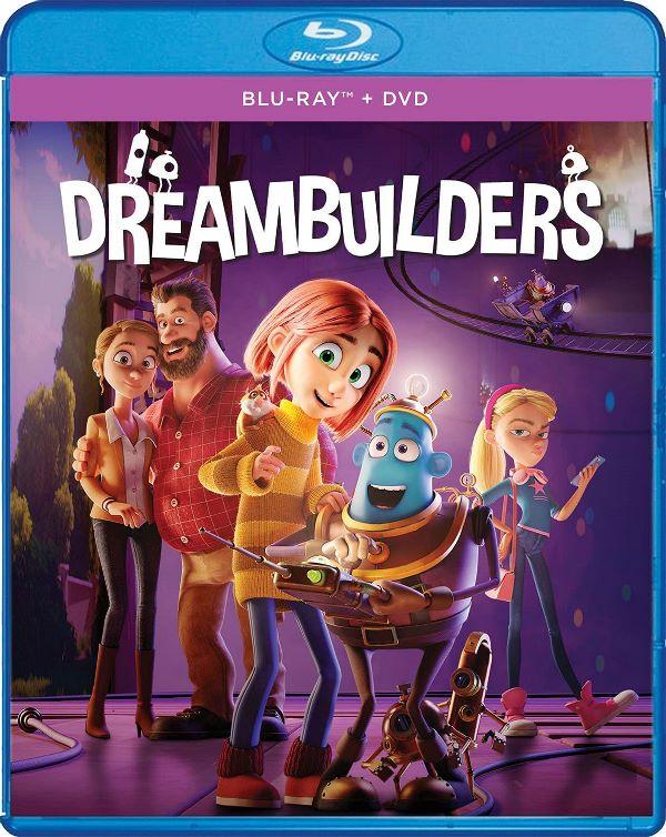 Dreambuilders on Blu-ray