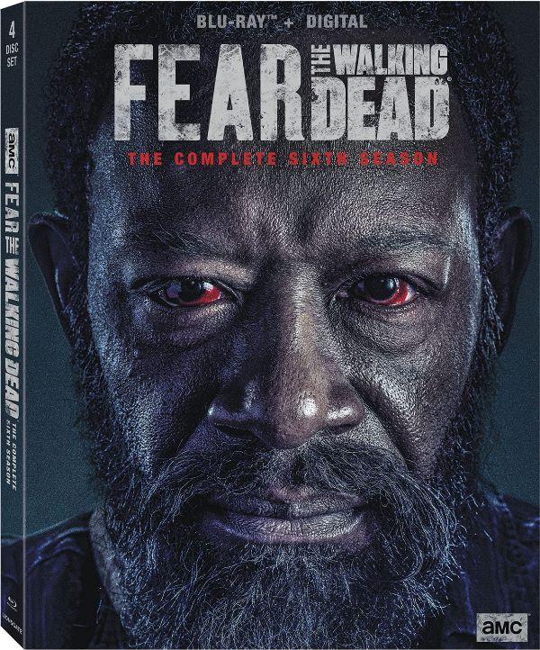 Fear The Walking Dead Season 6 on Blu-ray