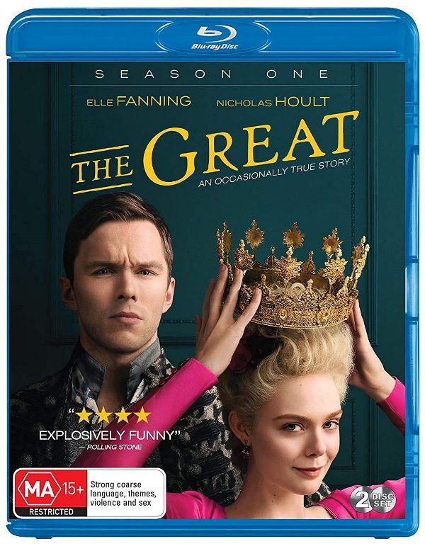 The Great Season 1 on Blu-ray