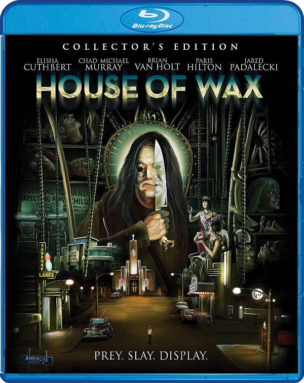 House of Wax on Blu-ray
