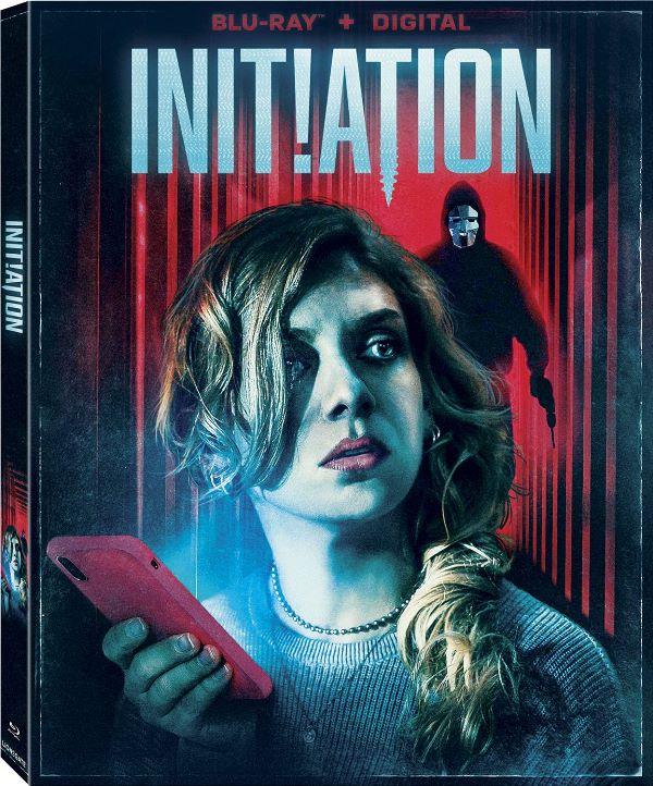 Initiation on Blu-ray
