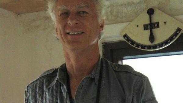 Bestselling author John Oehler