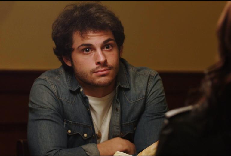 Zach Tinker in 'Across The Room'