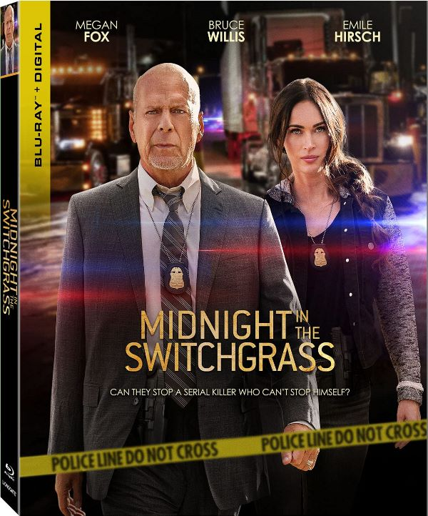 Midnight In The Switchgrass on Blu-ray