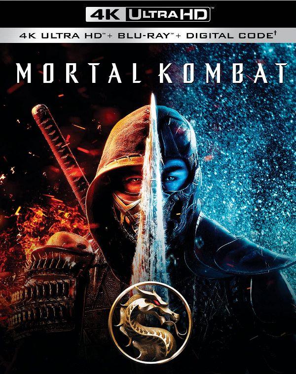 Mortal Kombat on 4K