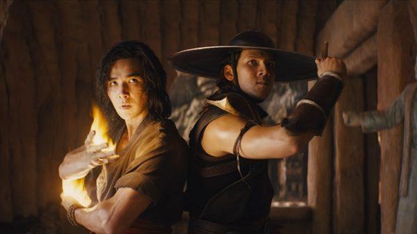 A scene from 'Mortal Kombat'