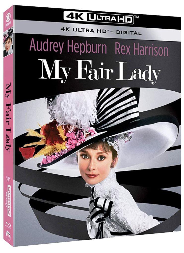 My Fair Lady on 4K