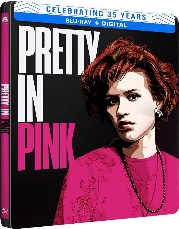 Pretty in Pink steelbook Blu-ray