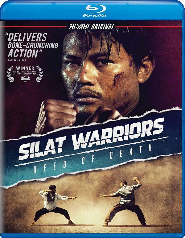 Silat Warriors: Deed of Death on Blu-ray