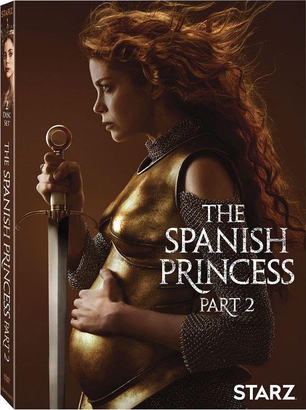 Spanish Princess Season 2 on DVD