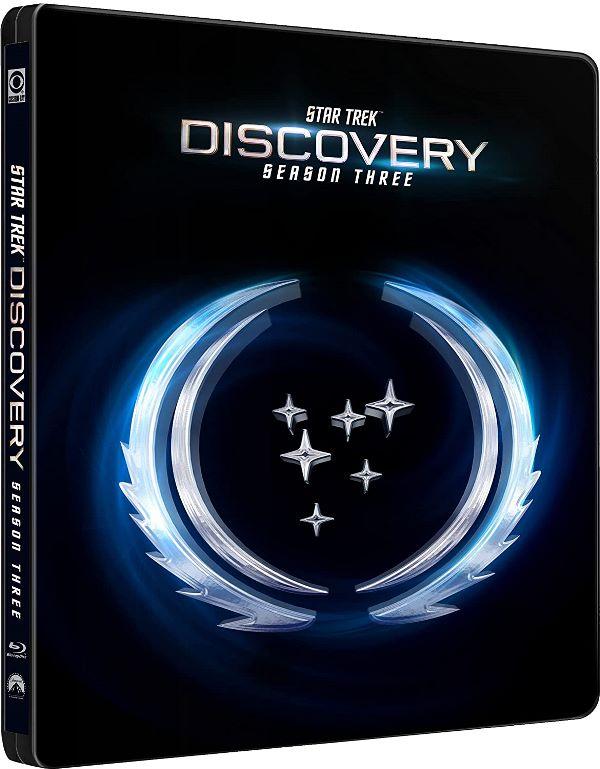 Star Trek Discovery Season 3 on Blu-ray