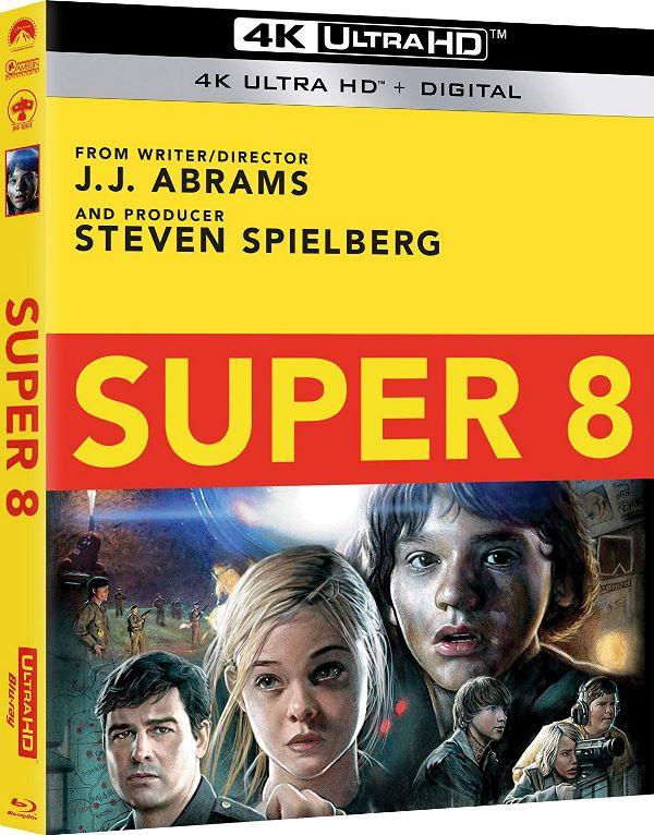 Super 8 on 4K