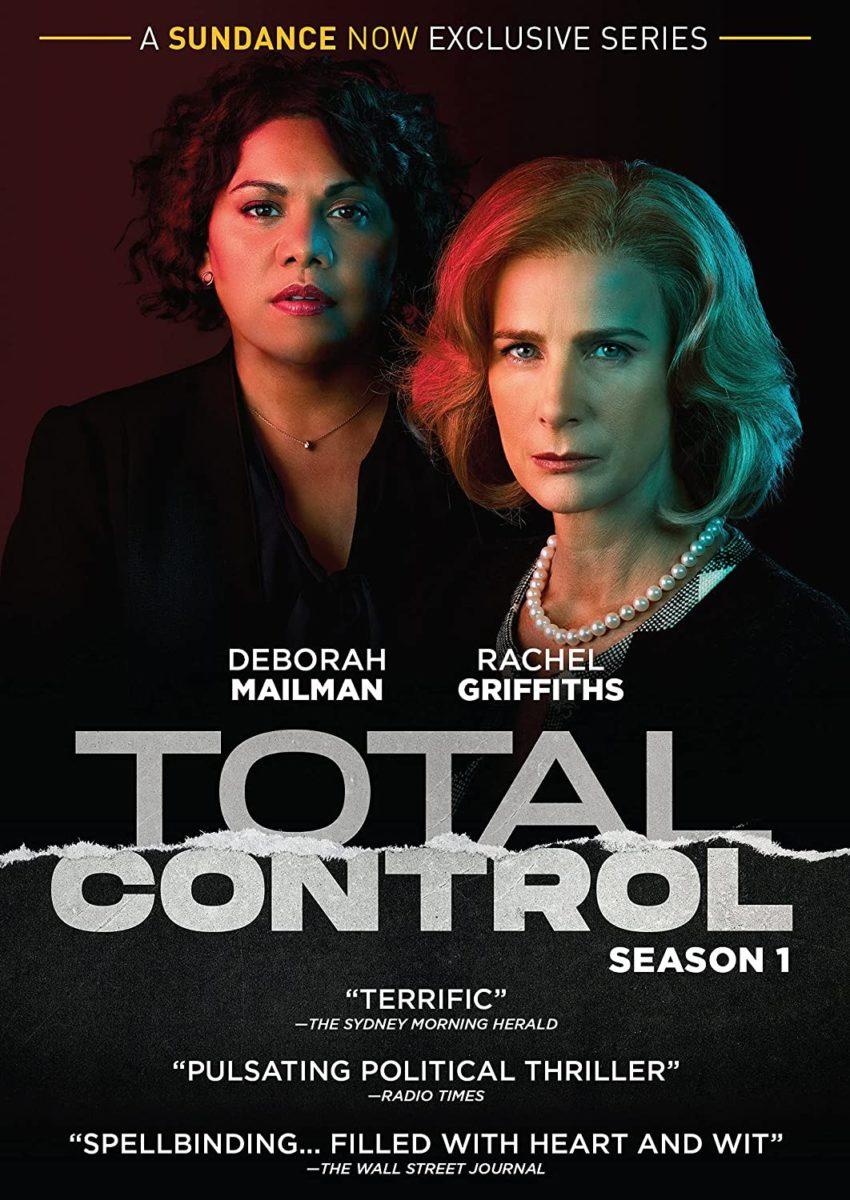 Total Control Season 1 on DVD