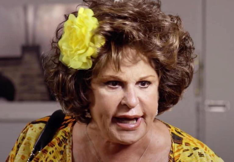 Lainie Kazan in 'Tango Shalom'
