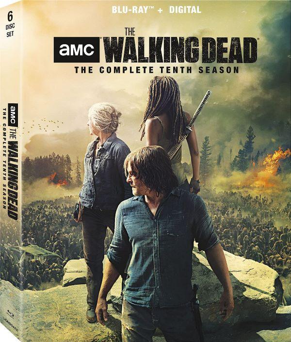 Walking Dead Season 10 on Blu-ray