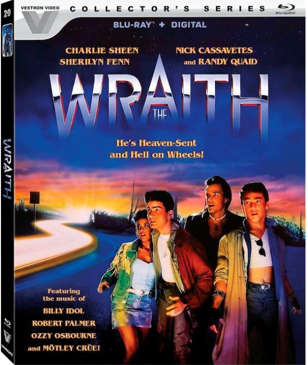 Wraith on Blu-ray