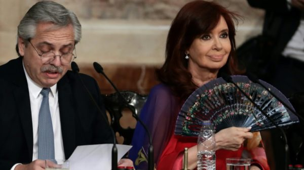Argentina's president reshuffles cabinet after political crisis