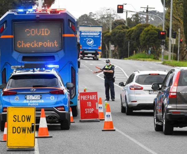 Virus lockdown end in sight for Australia's second-largest city