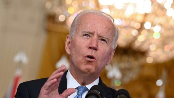 Australians squirm as Biden calls PM 'fellow Down Under'