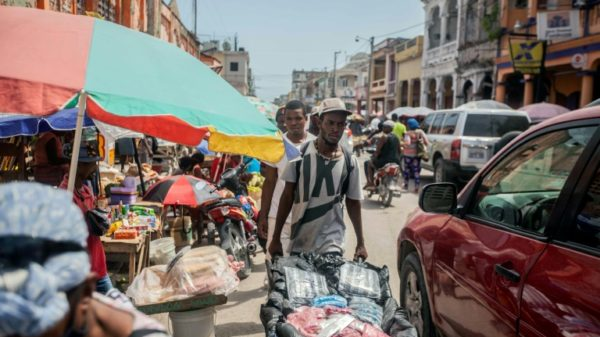 Power vacuum, earthquake and crime -- Haiti sinks deeper into gloom