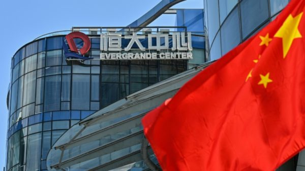 Asian markets mixed with outlook upbeat but Evergrande crisis simmering