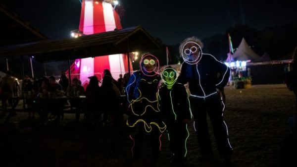 Drugs in river at UK's Glastonbury music festival harming fish: scientists