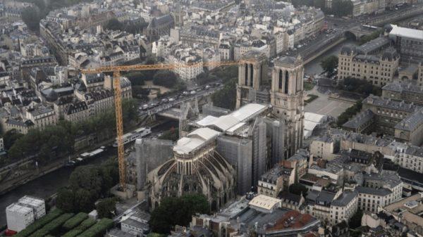 Notre-Dame de Paris finally ready for restoration