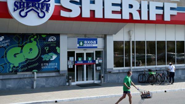 In separatist Transnistria, Sheriff calls the shots