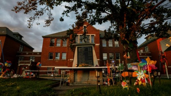 Wounds still raw ahead of Trudeau visit to indigenous children's graves