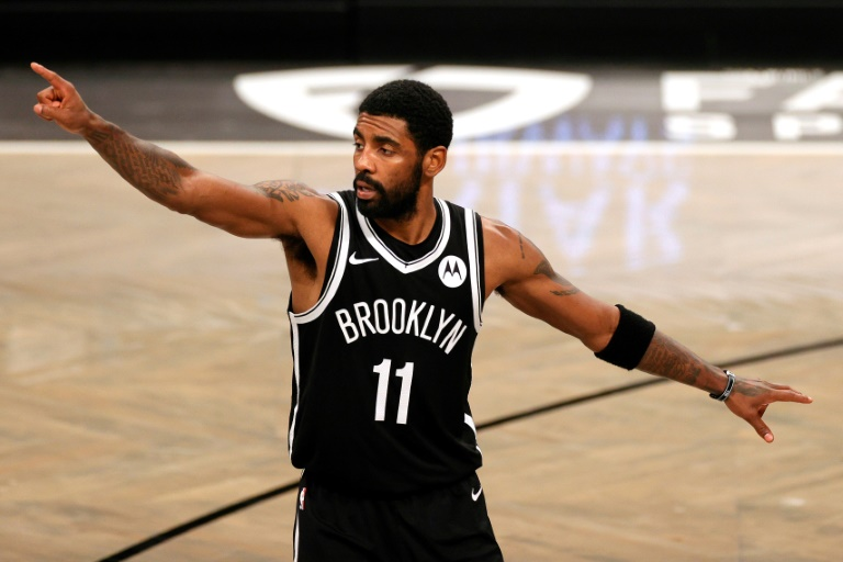 NBA star Irving 'doing what's best for me' in declining Covid vaccine