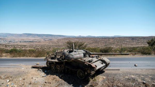 Air strikes hit capital of Ethiopia's Tigray: sources