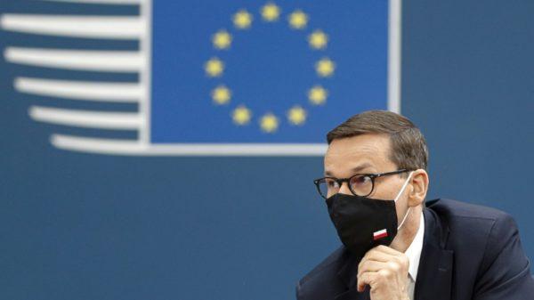 Polish PM warns EU leaders of threat to bloc's future