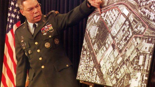 Colin Powell: war hero, historymaker haunted by Iraq