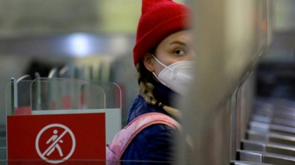 Moscow metro launches face recognition payments