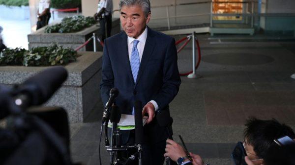 US renews calls for talks with North Korea