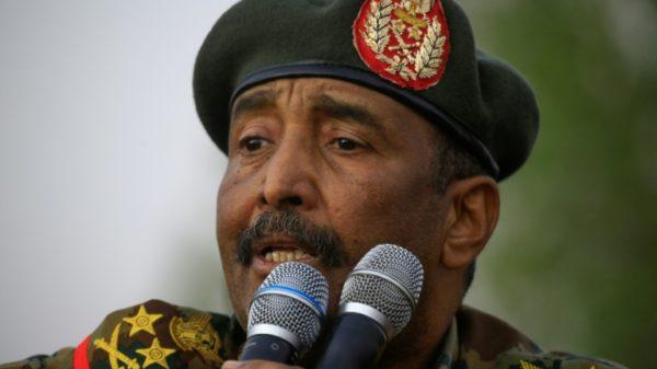 Abdel Fattah al-Burhan, the general who leads Sudan