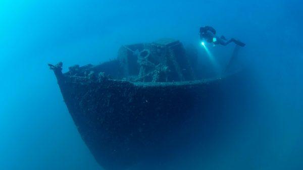 Diving into history: Gallipoli shipwrecks open to public