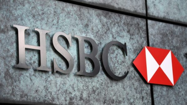 HSBC chief Quinn says bank's lows 'are behind us'