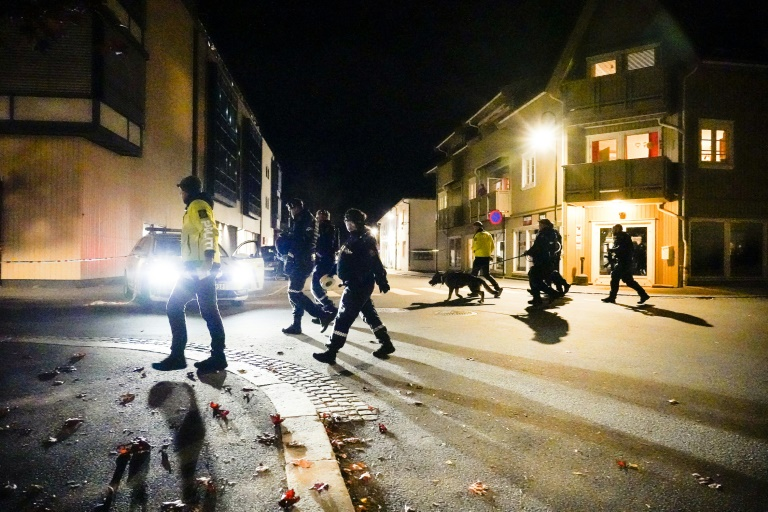 Man arrested after killing several people with bow and arrow in Norway